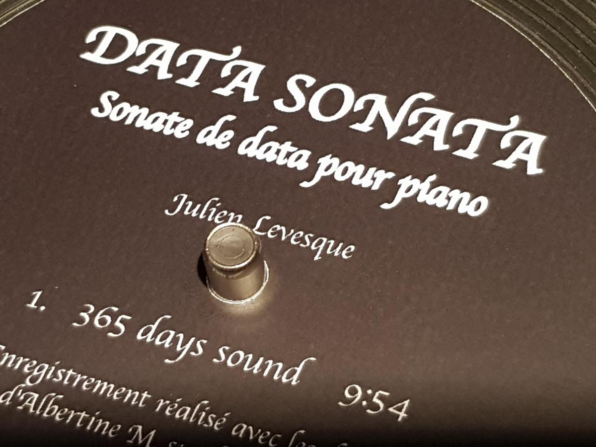 Data Sonata © Julien Levesque